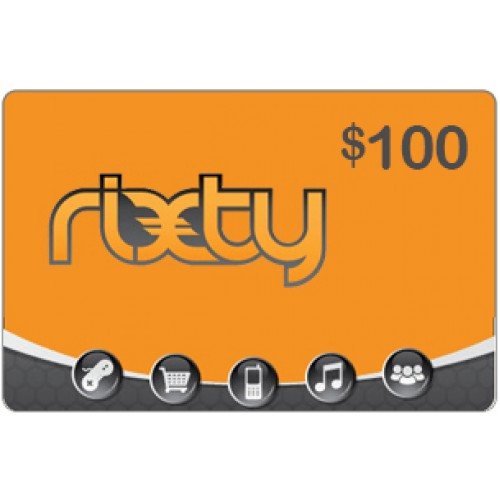 Rixty Card - 100 USD