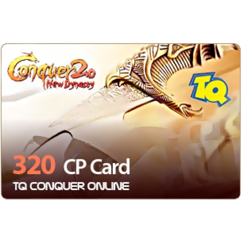 Conquer Online - 320 CP